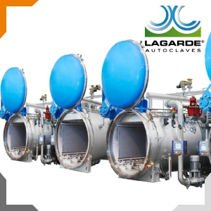 lagarde autoclaves